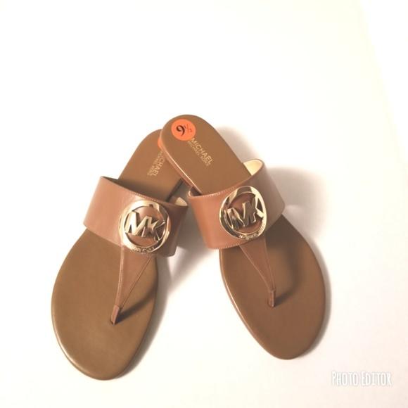 Michael Kors Womens Sandals Size 95